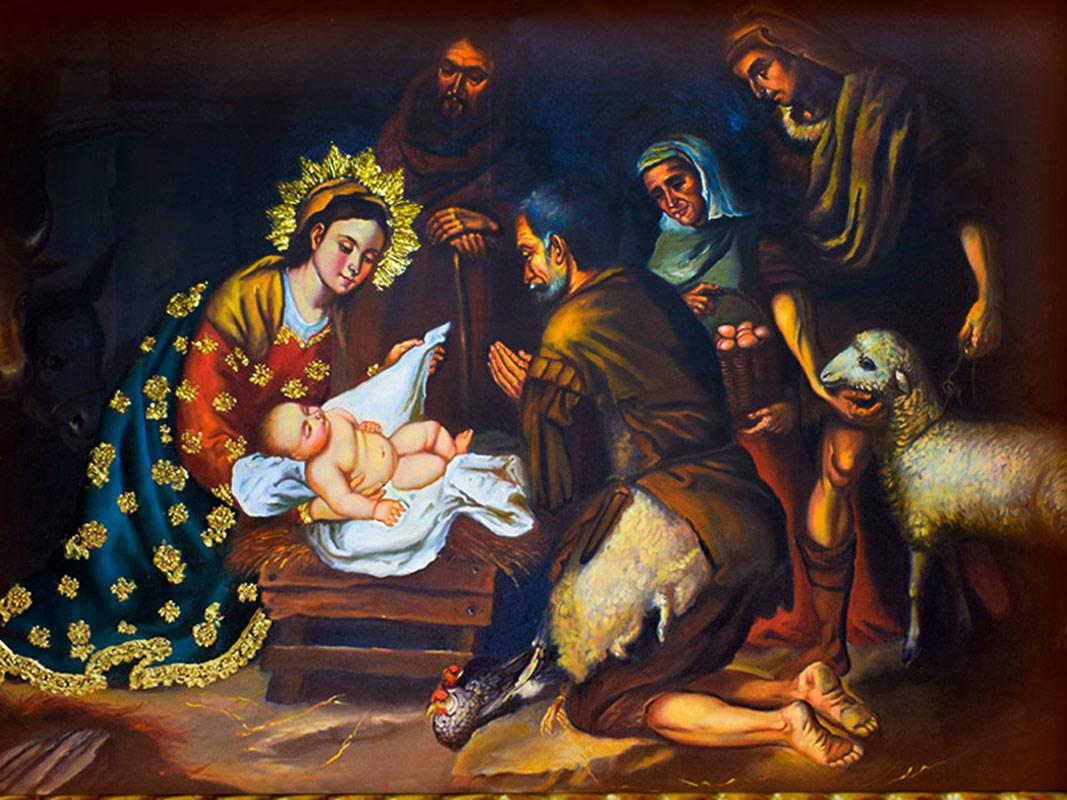 Nacimiento de Jesus   Choque Alvarez