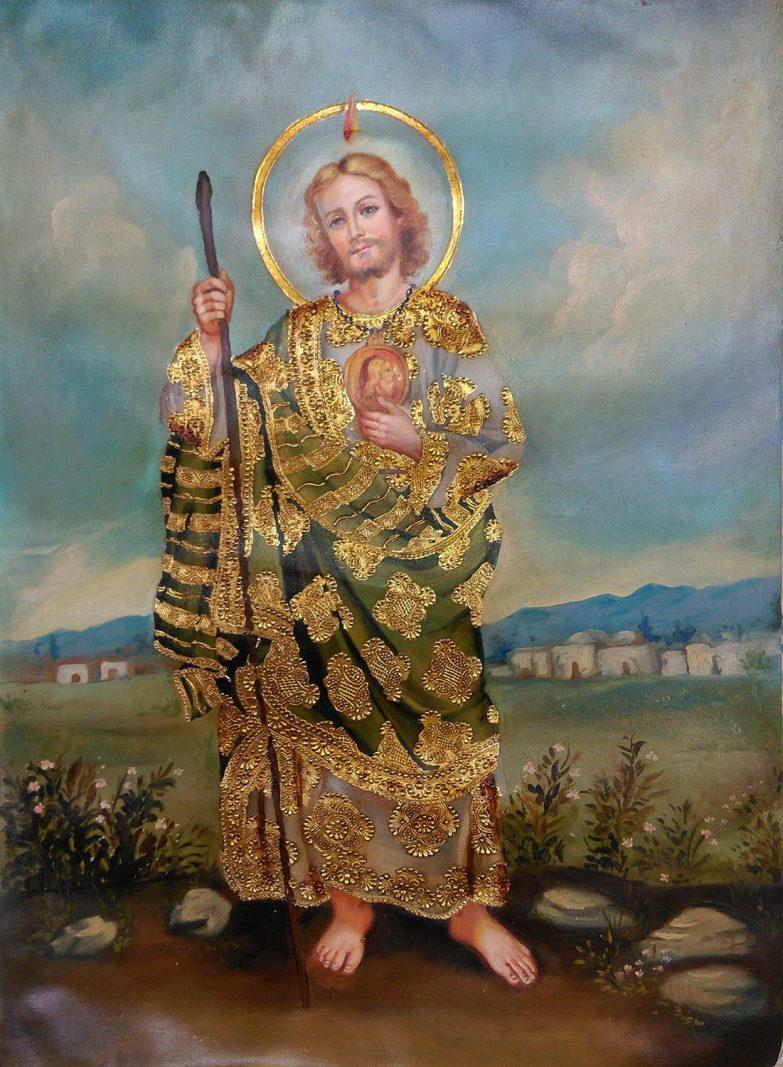 San Judas Tadeo Choque Alvarez