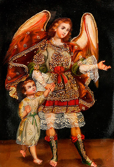 pinturas de arcangeles venta