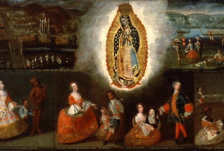 arte en la época colonial